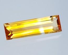 4.80Crt Madeira Citrine  Best Grade Gemstones JI41