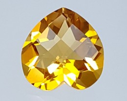 3Crt Madeira Citrine  Best Grade Gemstones JI41