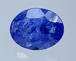 3.35Crt Natural Tanzanite Best Grade Gemstones JI41