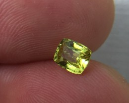 (B5)GFCO Cert. Stunning 0.74ct Natural Alexandrite Very RARE!