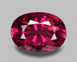 2.08 CT GRAPE GARNET TOP LUSTER GEMSTONE G14