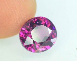 Rarest 2.75 ct Pyrope Almandine Grape Garnet one of a Kind Fire Mozambique