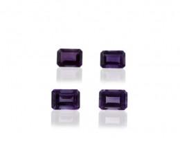 11 Stones - 9.90 ct Amethyst 7x5mm Octagon