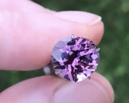 3.39ct Spinel Certified Mogok BURMA Excellent cut