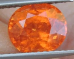 3.08cts   Mandarin Spessartite,  Untreated