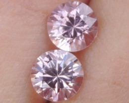 1.08cts  Pink Spinel from Burma ,  100% Untreated,