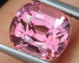 GIA - 2.58cts Mahenge Spinel,  Bubblegum Pink