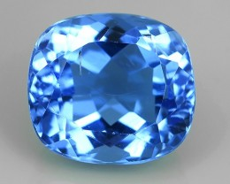 CERTIFIED 6.906 CTS  BEST RARE NATURAL BLUE BERYL AQUAMARINE AWESOME RARE G