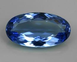 7.928 CTS WOW FLAWLESS BEST RARE NATURAL BLUE BERYL AQUAMARINE AW