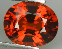 2.45 Cts~Natural Shocking Fanta Orange Spessartite Garnet Namibia, Amazing~