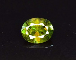 1.50 Carats AAA Color Full Fire Natural Chrome Sphene Loose Gemstone