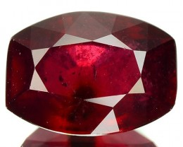 5.30 Cts Pigeon Blood Red Composite Ruby Fancy Cut Mozambique