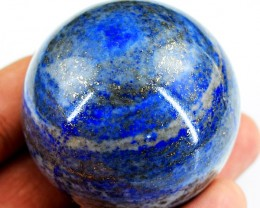 Genuine 1038.50 Cts Blue Lapis Lazuli Healing Sphere