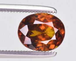 2.15 Ct Fabulous Color Natural Titanite Sphene ~ ARA