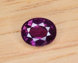 Natural Sapphire 1.29 Cts Faceted Gemstone, Heated Only