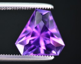 2.75 Ct Gorgeous Color Natural Amethyst ~ A.