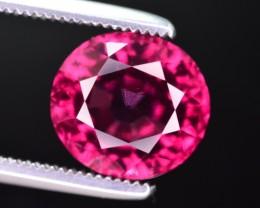 Rarest size 3.30 CT Ct Marvelous Color Natural Grape Garnet