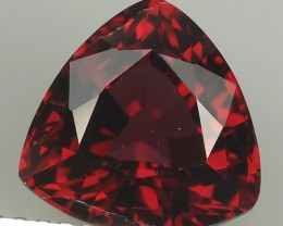 3.75 Cts_Oval Cut_Marvelous_Natural Rhodolite Garnet WOW!!!