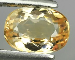 1.15 CTS BEAUTIFUL NATURAL TOP-YELLOWISH-ORANGE-PRECIOUS- IMPERIAL-TOPAZ!!