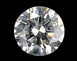 0.25CT DIAMOND WHITE COLOR COLLECTION PIECE