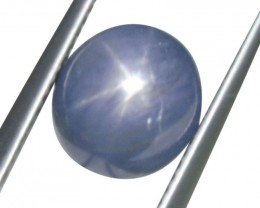6.91 ct Oval Star Sapphire - $1 No Reserve Auction