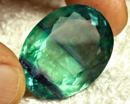 100.12 Carat China Multi Colored Fluorite - Gorgeous