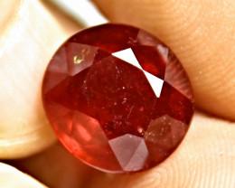 13.43 Carat Fiery Ruby - Gorgeous