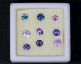 3.83Cts Natural Sri-lanka Mix Color Spinel Lot