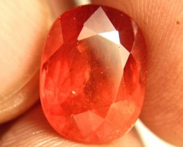11.08 Carat Glowing Orange African Spessartite - Superb