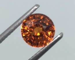 ⭐️SALE ! 1.61 Carat VS Spessartite Garnet Mandarin Namibia - Out of This Wo