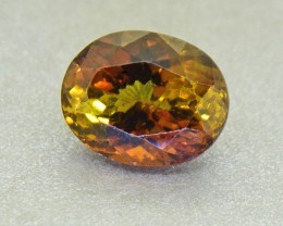 N/R Natural Untreated  Dravite Tourmaline 1.72ct (1295)