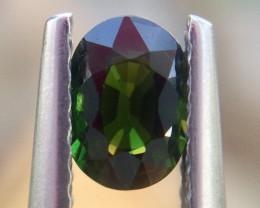 0.58cts Very beautiful chrome Tourmaline Gemstones  Piece   ad