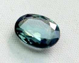 3.15 Crt Natural Faceted Blue Burma Sapphire 0021