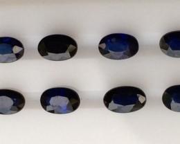 2.5cts Very beautiful Sapphire Gemstones  Piece   3d