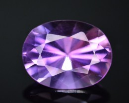 4.30 Ct Brilliant Color Natural Amethyst ~ A.