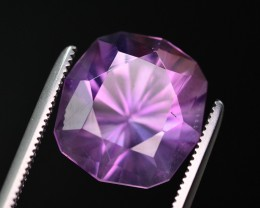 6.70 Ct Gorgeous Color Natural Amethyst ~ A.
