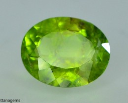5.05 Ct Untreated Green Peridot