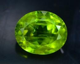 5.85 Ct Untreated Green Peridot