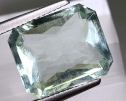8.22- CTS AQUAMARINE GEMSTONE CERTIFIED  TBM-1483