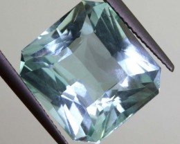 16.38- CTS AQUAMARINE GEMSTONE CERTIFIED  TBM-1485