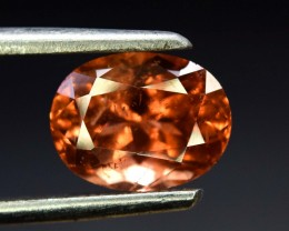 No Reserve 2.05 CT carats Beautifull Mint Red ~ Color Afrcan Tourmaline Gem