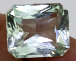 4.46- CTS AQUAMARINE GEMSTONE CERTIFIED  TBM-1487