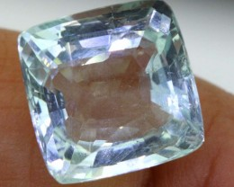 6.34- CTS AQUAMARINE GEMSTONE CERTIFIED  TBM-1488