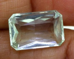 6.07- CTS AQUAMARINE GEMSTONE CERTIFIED  TBM-1489