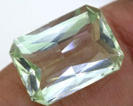 6.83- CTS AQUAMARINE GEMSTONE CERTIFIED  TBM-1490