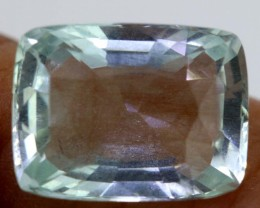 5.55- CTS AQUAMARINE GEMSTONE CERTIFIED  TBM-1493