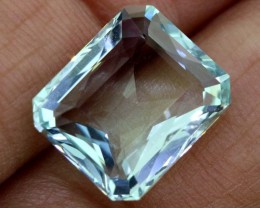 5.75- CTS AQUAMARINE GEMSTONE CERTIFIED  TBM-1495