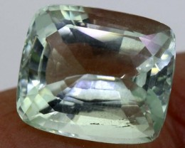 6.25- CTS AQUAMARINE GEMSTONE CERTIFIED  TBM-1499