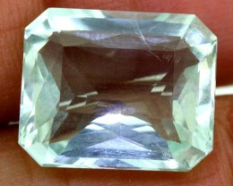 9.70- CTS AQUAMARINE GEMSTONE CERTIFIED  TBM-1500