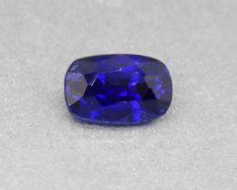 Natural Ceylon ROYAL Blue Sapphire 0.73ct (01294)